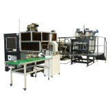 Vollautomatisches Gift Box Maker/Rigid Box Making Machine mit Bubble Pressing Machine (YX-6418A)