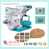 Granulador de la pelotilla del precio bajo para el polvo de madera de la paja de la cáscara del arroz de la biomasa del serrín que hace moliendo el molino