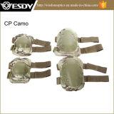 より安い中国の戦術的な軍の屋外スポーツの膝及びゴム製肘の保護パッド