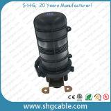 Chiusura ottica della giuntura della fibra di Shirnkable della cupola di 48 memorie (FOSC-D01)