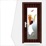 Glassの最もよいPrice Wooden Composite Door