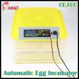 Di Hhd 96 delle uova incubatrice automatica dell'uovo in pieno piccola da vendere il Ce approvato