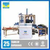 Halbautomatischer hydraulischer Kleber-Höhlung-Block, der Maschine herstellt