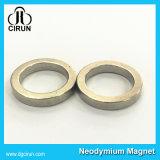 Спеченный магнит кольца постоянное N52 NdFeB редкой земли неодимия N35