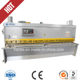 Máquina que pela del CNC de la guillotina hidráulica de QC11y: Los productos distribuyeron por todo el mundo