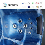 Vasca calda di massaggio dell'acqua leggera di terapia del modello economico LED di Sunrans
