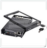GPS 3G 4G WiFiの4チャネルHD Sdi Mobile DVR Full 1080P H. 264 SD Card Mobile DVR