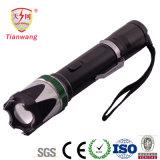 2016 die neue HochspannungsZoomable Taschenlampe betäuben Gewehren mit Riemen-Klipp