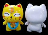 도매 동물성 최고 가격 장난감이 귀여운 PVC 플라스틱 배기에 의하여 농담을 한다