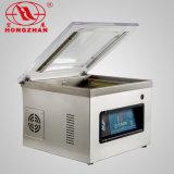 熱の電気シーリングの単一区域の真空のパッキング機械