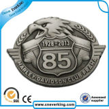 Custom Metal New Style Pin Police Badge / Coin