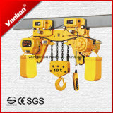 10t Low Headroon Electric Chain Hoist