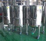 Réservoir de mélange stérile d'acier inoxydable pour le lait