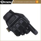 Esdy охотясь перчатки тактического Полн-Перста напольных спортов задействуя