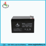 12V 10ah VRLA Mf gedichtete Leitungskabel saure UPS-Batterie