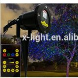 Christmas와 Indoor Decoration를 위한 동적인 Outdoor Laser Lights Without Remote Control RGB Outdoor 정원 Laser Light
