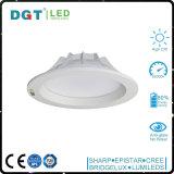 Dimmable ahuecó 22W la luz de techo de la MAZORCA LED