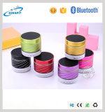 Soporte TF del altavoz del anillo del LED mini S07u Bluetooth de los círculos de destello