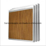 Almofada com frame para a estufa, almofada refrigerando refrigerar evaporativo do portátil da alta qualidade, frame da estufa