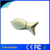 特別な金属の魚のメモリ棒USB Pendrive