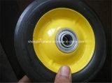 단단한 고무 바퀴, 싼 단단한 바퀴, 고품질 고무 바퀴