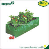Onlylife PE 직물 정원은 야채 꽃을%s 부대를 증가한다