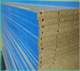 PVC Edgebanding를 가진 Melamined Particle Board Cutting