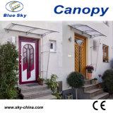옥외 Polycarbonate 및 Aluminum Rain Canopy (B910)