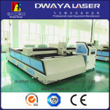 un laser Cutting Machine di 4015 750W Exchange Table Fiber