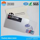Втулки блокатора развертки протектора безопасности/обеспеченности кредитной карточки анти-
