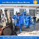 Wt2-20m automatischer Lehm-Kleber-sperrende Ziegelstein-Maschine Wante Maschinerie