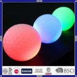 Esfera de golfe do diodo emissor de luz da venda do preço de fábrica a melhor