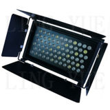 la IGUALDAD 72X3w puede la iluminación de aluminio del estudio del perfil LED