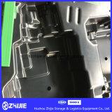 Het Metaal die van de fabriek het AutoRek van de Motor voor de Fabrikanten van de Auto stapelen