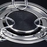 Vidrio templado de dos hornillas Cocina de gas (JP-GC210)