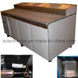 Refrigerador do contador do aço inoxidável do CE