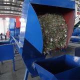 Éclailles en plastique de bouteille d'animal familier de modèle élevé automatique lavant réutilisant la machine