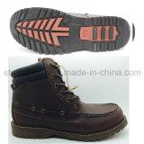 Man Fashion PU Worker Shoes