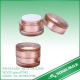 vaso crema acrilico di alta qualità di lusso 50g per l'estetica