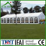 防水結婚式の装飾党テントの玄関ひさし21X50m