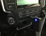 Auto adaptador Handsfree de Bluetooth para o carro