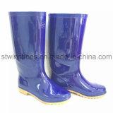 Zapato del agua de los cargadores de lluvia de la señora caucho natural
