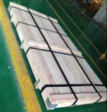 De koudgewalste Spiegel van het Blad van het Roestvrij staal eindigt met pvc