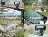 Visage futé du robot 360 de Selfie dépistant le magnétoscope de photo et pour IOS et $$etAPP androïde Fiedora de téléphone portable
