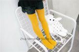 Van de Katoenen van het meisje Comfortabele Slijtage van de Kleur Panty van Legging de Stevige