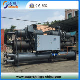 200HP Water Cooled Screw Chiller com Dual Cooling System