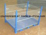 Casella della rete metallica o gabbia resistente di memoria