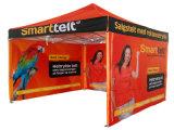 Marco personalizado de impresión de aluminio tienda de campaña cubierta impermeable para la promoción del acontecimiento