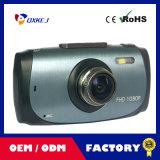 Came do traço do gravador de vídeo do carro DVR G-Sensor largo da visão noturna da deteção do movimento de um ângulo de 120 graus