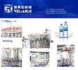Автоматической очищенная бутылкой машина завалки воды